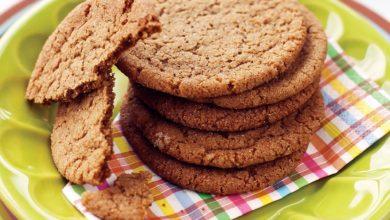 Photo of Cookies de melado  com gengibre