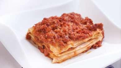 Photo of Lasagne al ragù di salsiccia