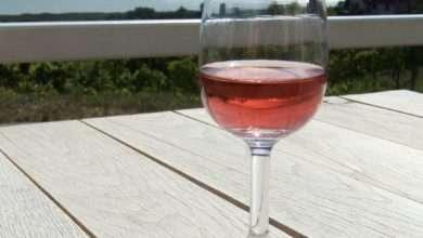 Photo of Degustando vinhos e olhando o mar