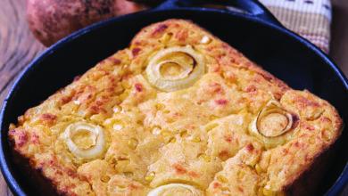 Photo of Chipaguaçu (bolo de milho-verde salgado)