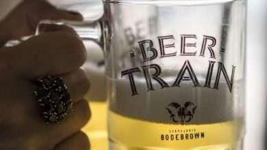 Photo of Beer train