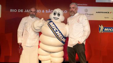 Photo of Os estrelados do Guia Michelin 2017