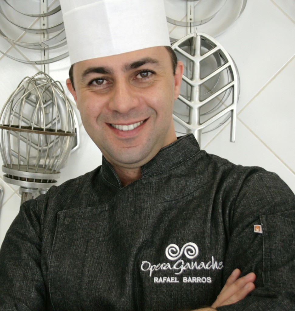 Chef Rafael Barros