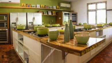 Photo of Aula de cozinha no Capim Santo