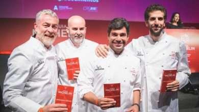 Photo of Os estrelados do Guia Michelin 2018