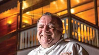Photo of Chef Juarez Campos ministra curso de finger food