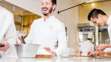 Photo of Cédric Grolet é o Melhor Chef Pâtissier do Mundo de 2018