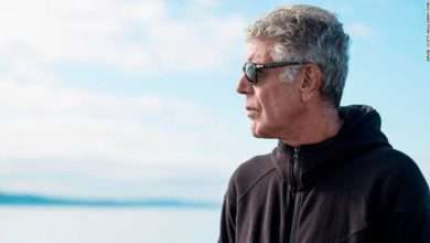 Photo of Anthony Bourdain morre aos 61 anos