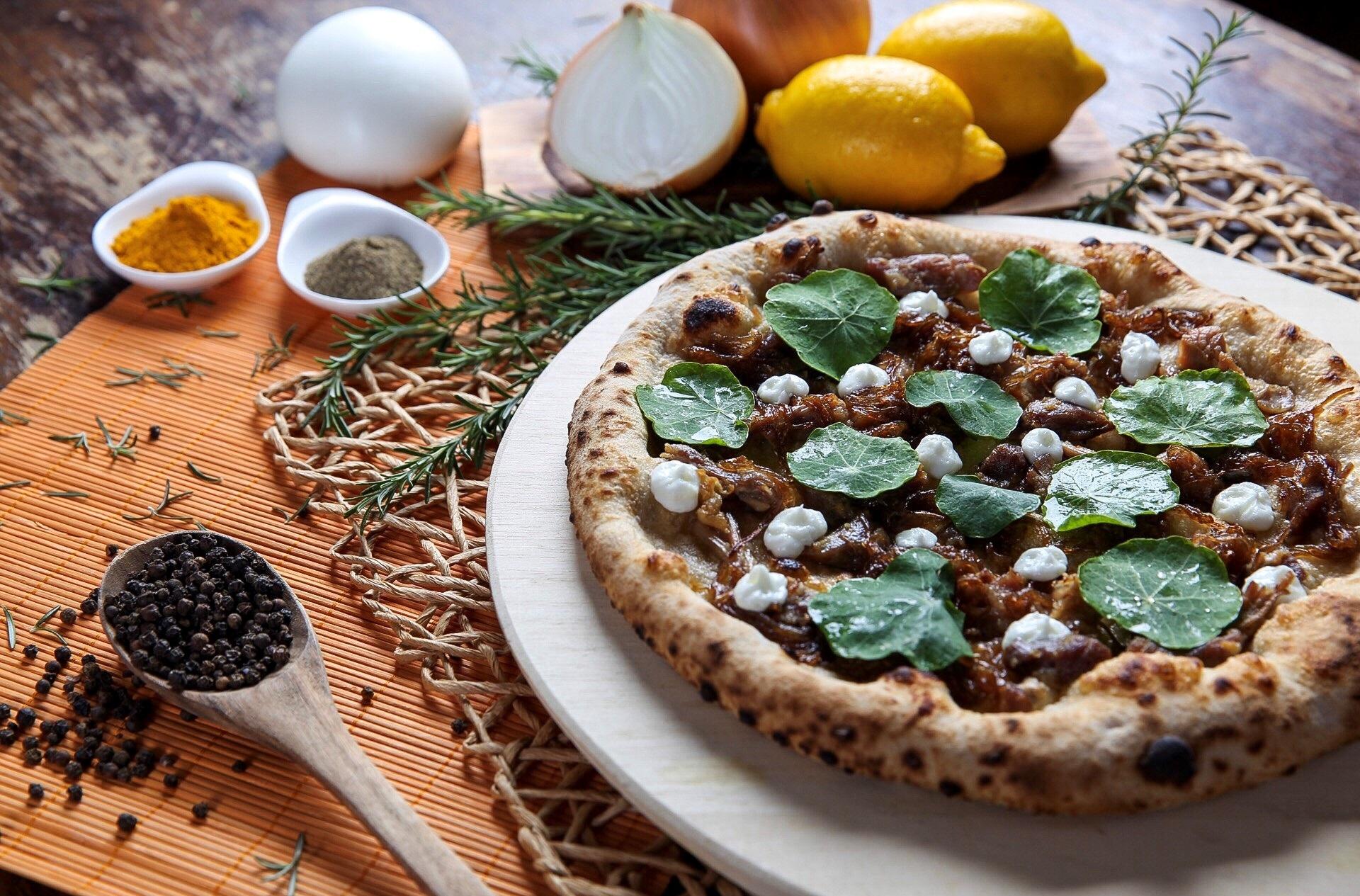 Photo of Cozinha brasileira é homenageada por pizzaria