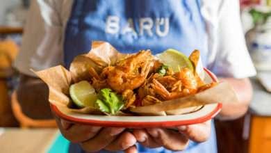 Photo of Barú Marisquería, comida colombiana em ambiente acolhedor