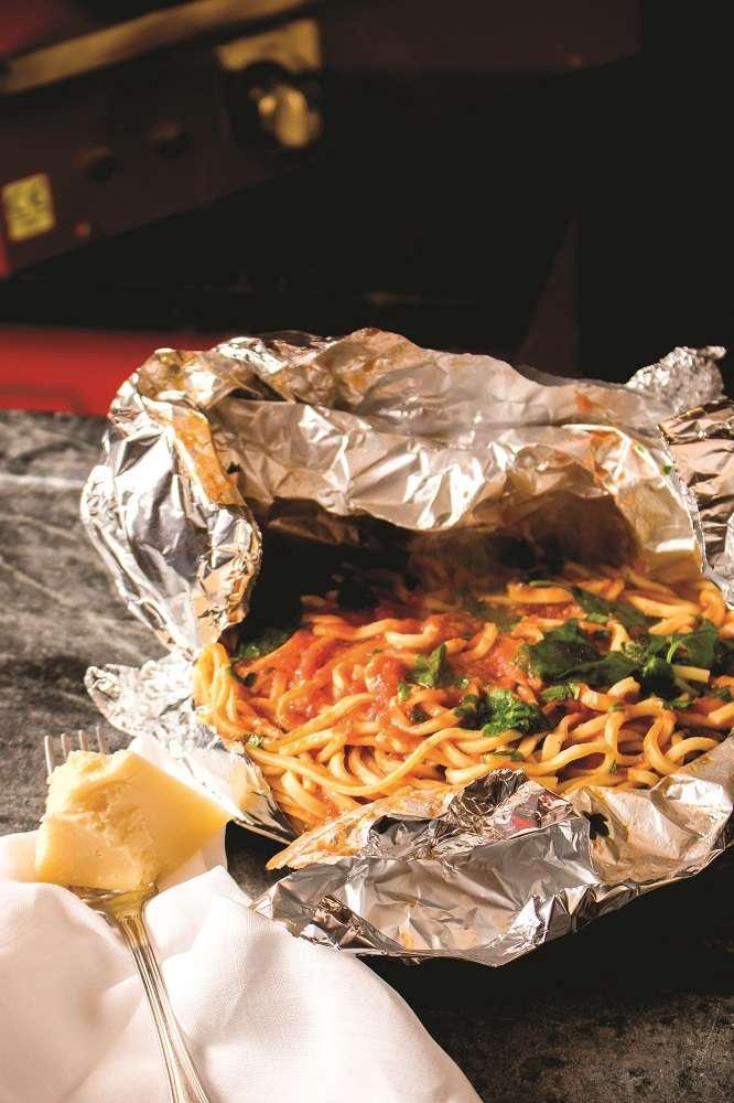 Photo of Spaghetti al cartoccio