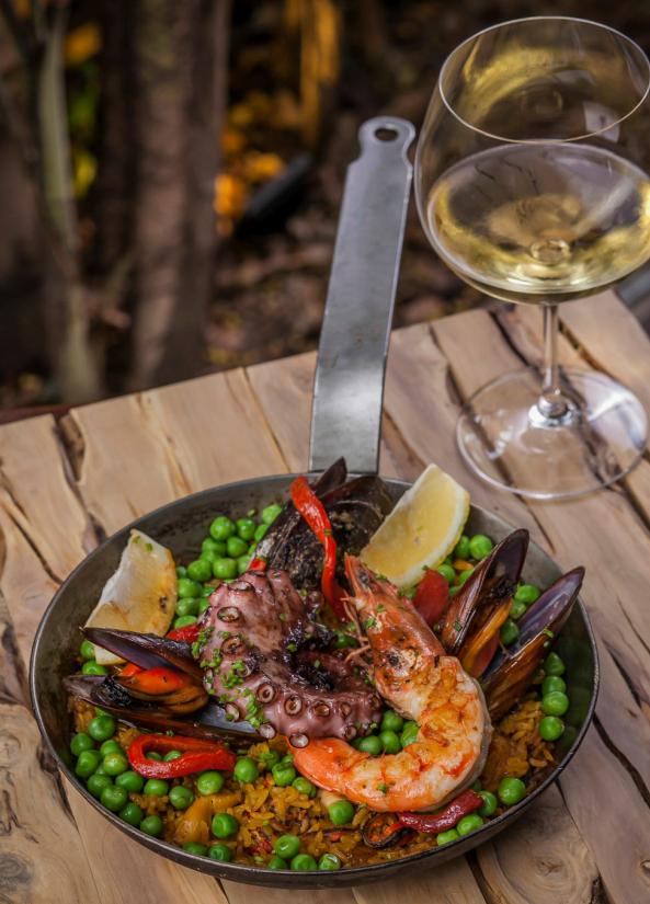 Photo of Restaurante paulistano celebra início da primavera