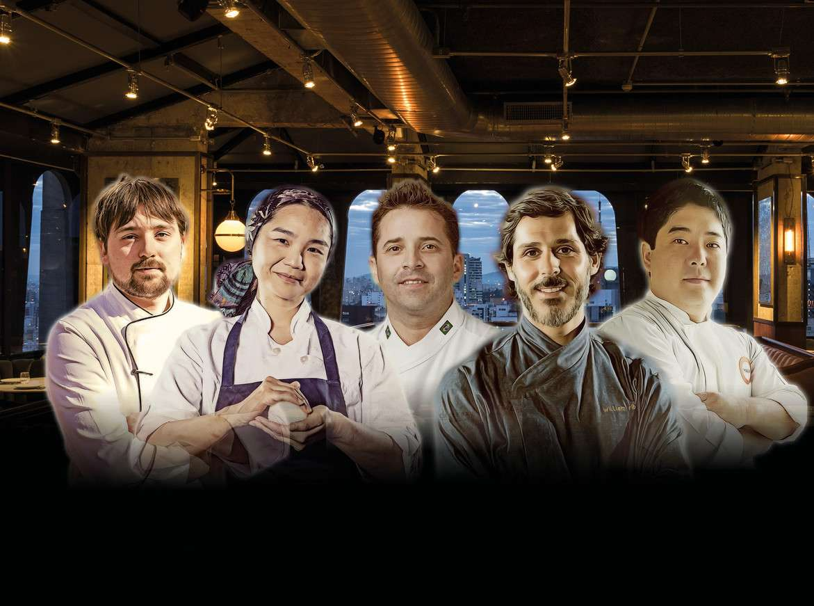 Photo of Seen é palco de encontro de grandes chefs
