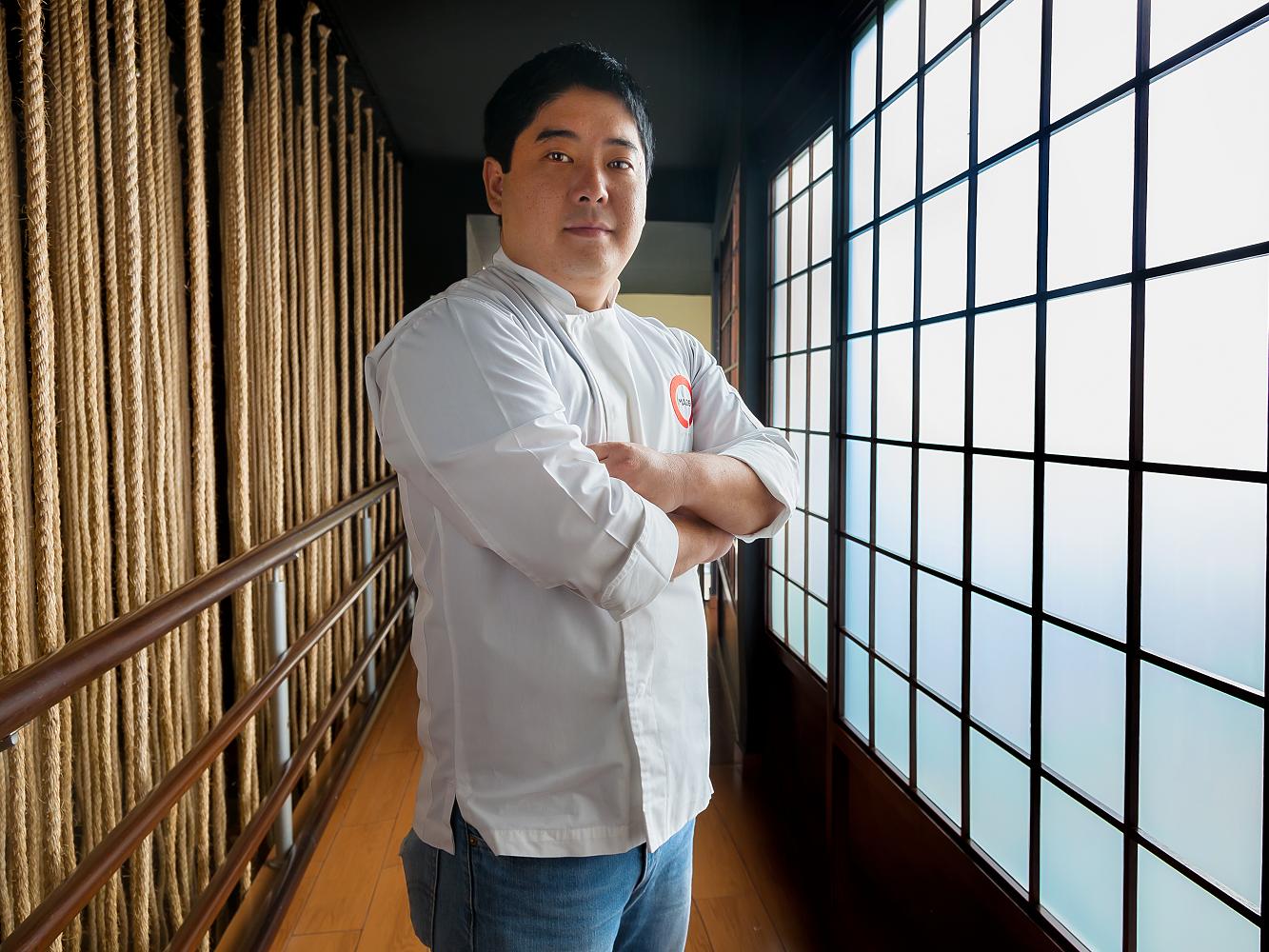 Photo of Mitsuharu Tsumura, o Micha, levantará a bandeira da cozinha nikkei, no Mesa Tendências