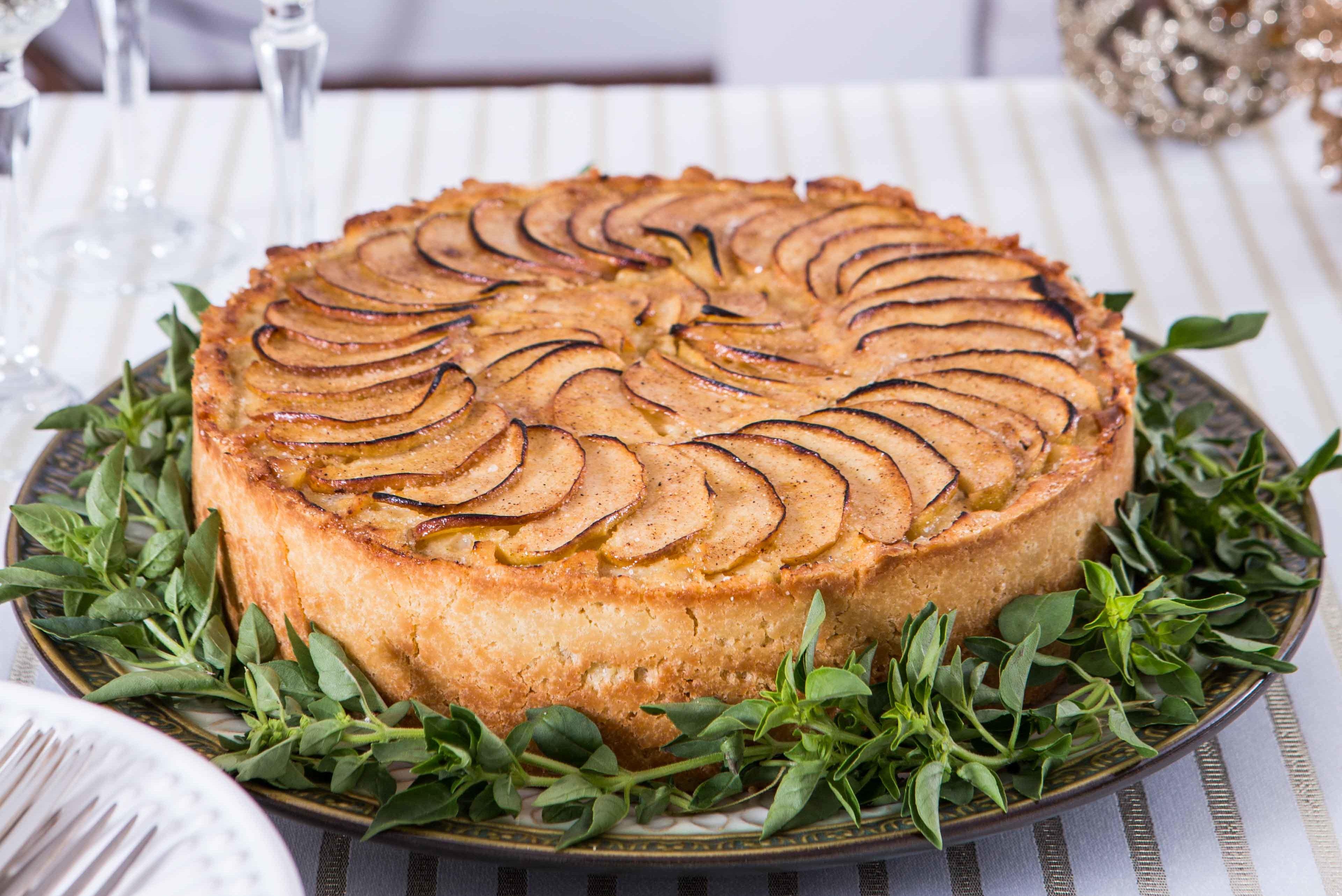 Photo of Torta de maçã