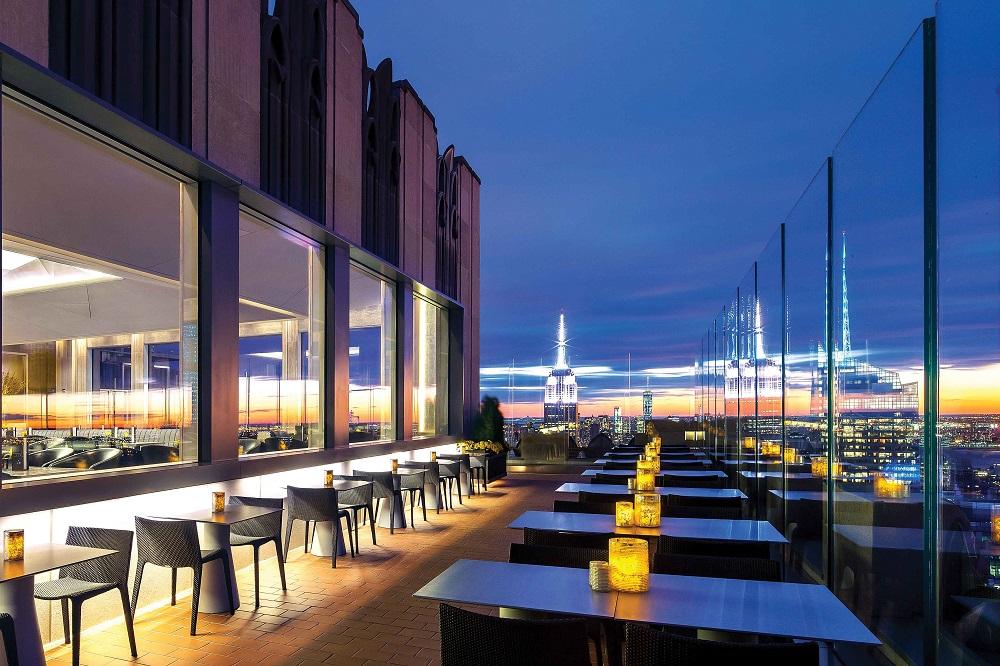 Photo of Bar SixtyFive, um rooftop em Nova York