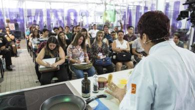 Photo of De degustações a aula de afiação de facas, Mesa Ao Vivo terá mais de 60 aulas