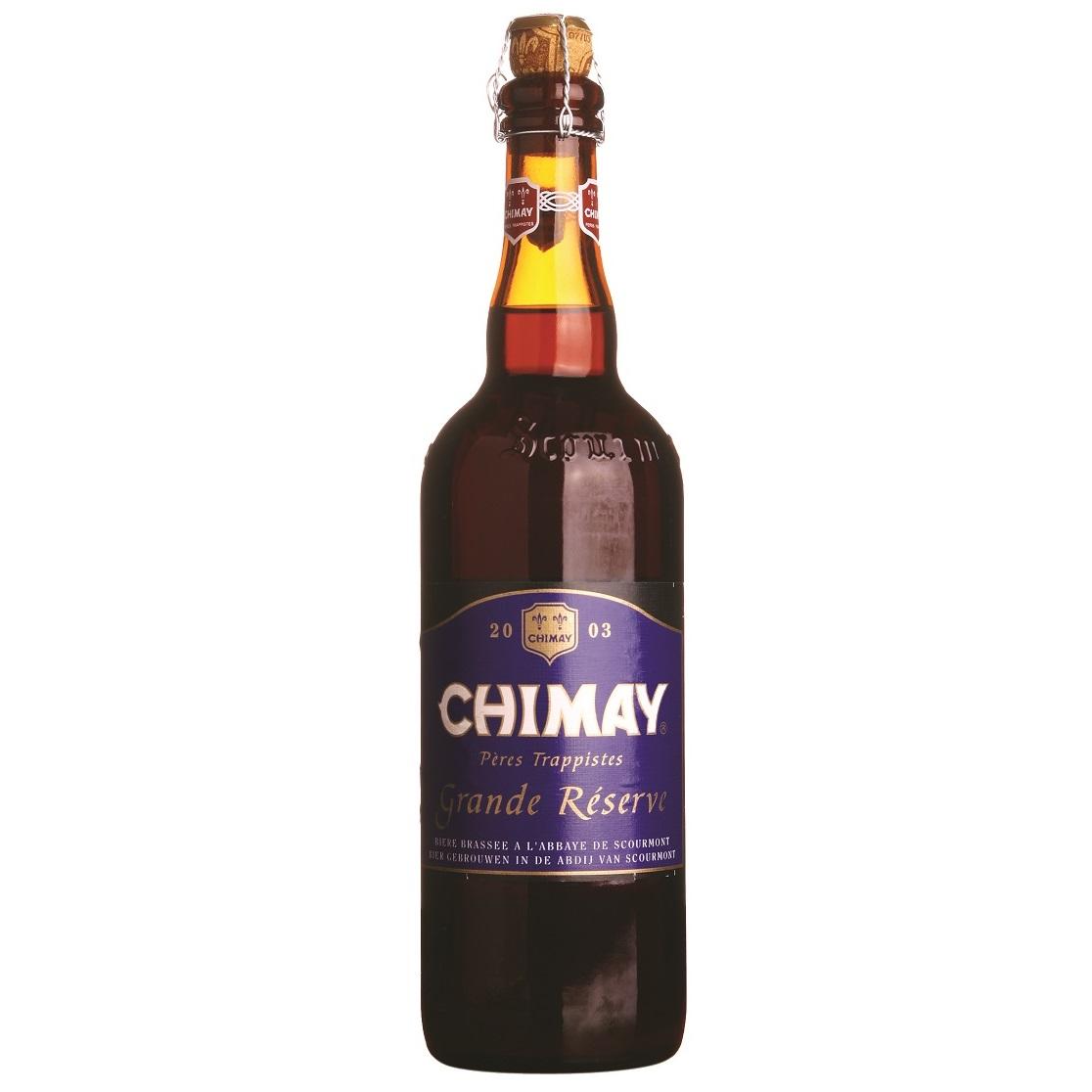Photo of Chimay Grande Reserve, Belgian Dark Strong Ale