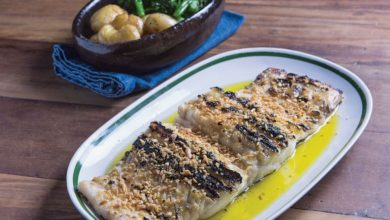 Photo of Bacalhau na grelha