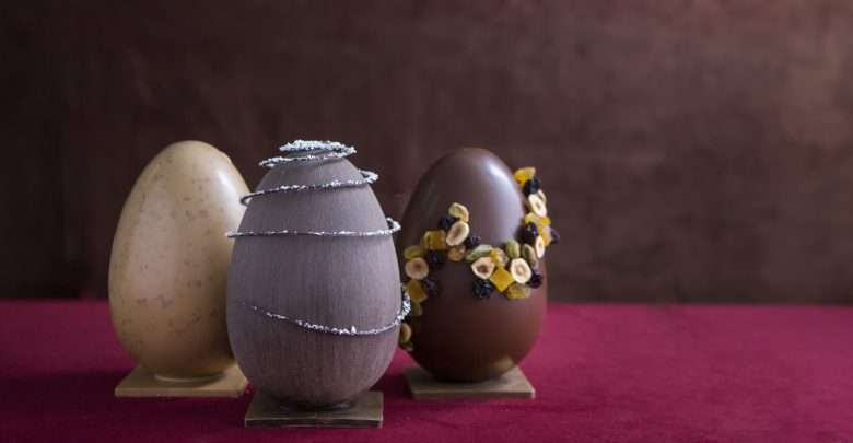 ovo de coco - Ovos de Páscoa: Faça o seu