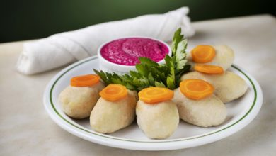 Photo of Gefilte fish