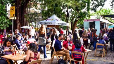 Photo of Feira gastronômica reúne chefs em praça ao lado da Avenida Paulista