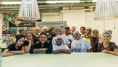 Photo of Restaurante é montado para receber os alunos do Gastronomia Periférica