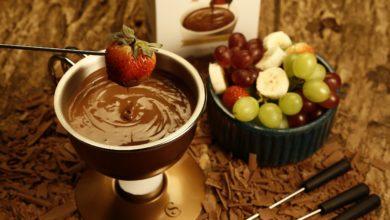 Photo of Cacau Show comemora Dia dos Namorados com fondue