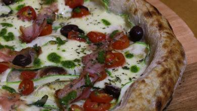 Photo of Pizza Zucchini