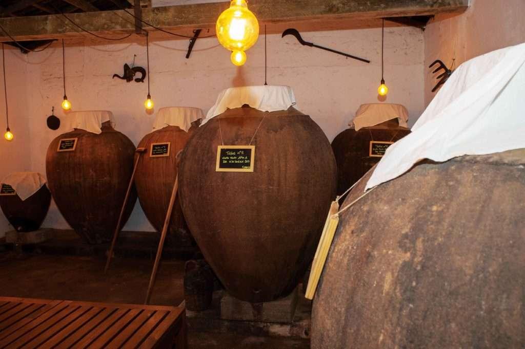 vinhos de talha - O Alentejo e os vinhos de ânfora