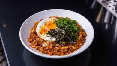 Photo of Kimchi fried rice