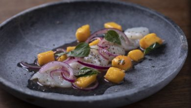 Photo of Ceviche de vieira