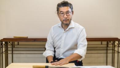 Photo of Tsuyoshi Murakami realiza worskhop sobre arroz e cortes