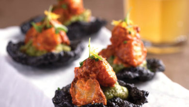 Photo of Crocante de arroz negro