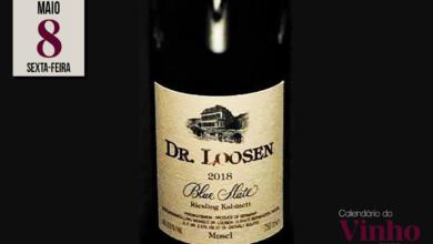 "Photo of Dr. Loosen Riesling Kabinett ""Blue Slate"" 2018"