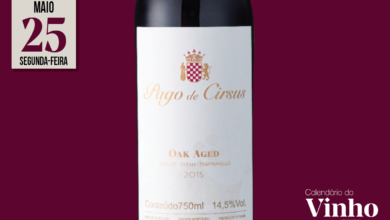 Photo of Pago de Cirsus Oak Aged 2018