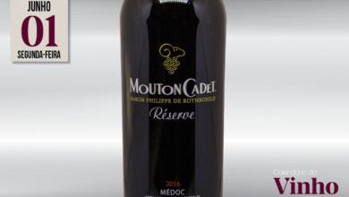 Photo of Mouton Cadet Réserve 2016