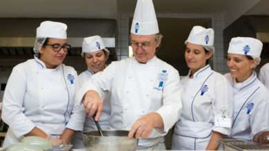 Photo of Le Cordon Bleu conta a história da pavlova