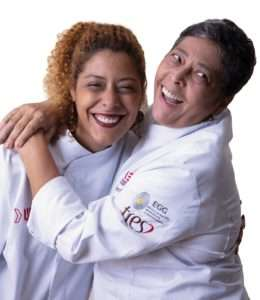 Bianca e Kátia Barbosa