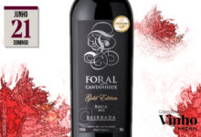 Photo of Dia de vinho especial: Foral de Cantanhede Gold Edition 2011
