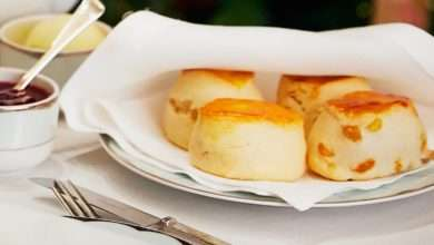 Photo of Scones, o muffin britânico que você precisa conhecer