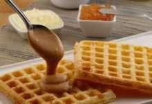 Photo of Lucro das vendas de waffle de pão de queijo será doado para ONG