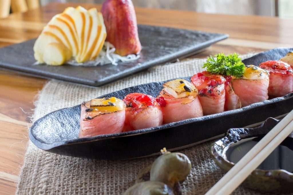 Dia dos Pais MaYuu Sushi | Foto: Thiago Bueno, divulgação