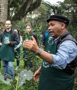 Jurandir José Marques, secretário municipal de agricultura de Ilópolis
