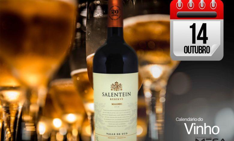 Calendário do Vinho   Salentein Reserve