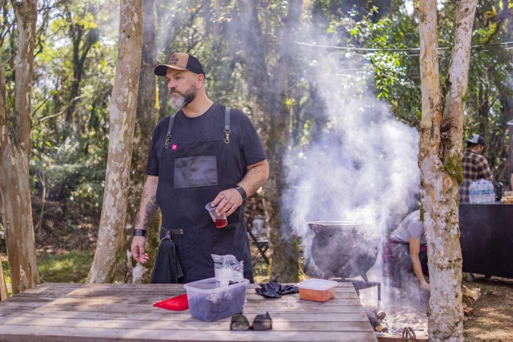 Jimmy McManis. Foto: Ascom Foggo 2020/ divulgação