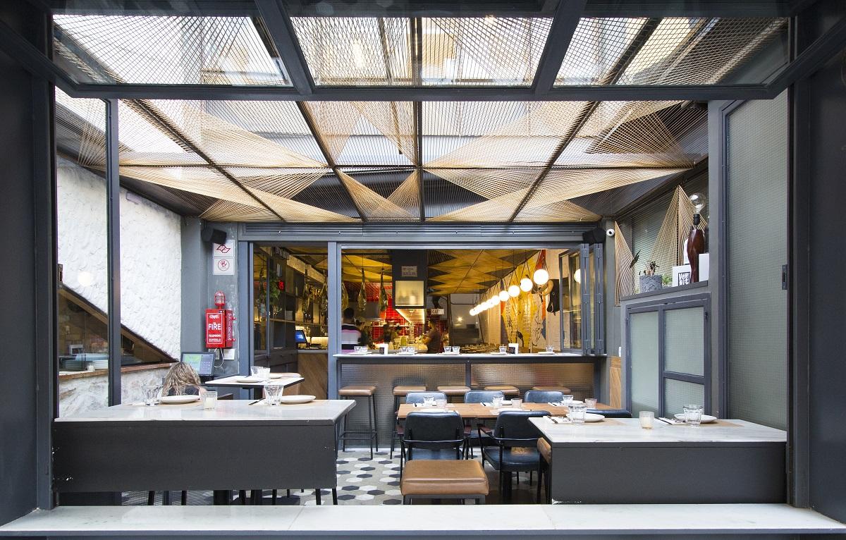 Fachada Nit Bar de Tapas | Foto: Nit, divulgação