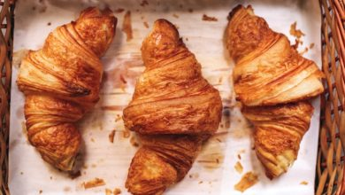 Croissant Santo Pão | Foto: Thays Bittar, divulgação