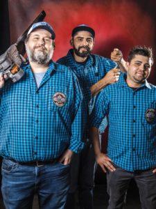 Trio The Real Butcher_desossa_Foto Ricardo D Angelo