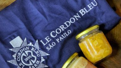 Photo of Cozinha brasileira na escola francesa Le Cordon Bleu